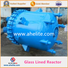 Glass Lined Reactor Glass-Lined Reactor Vessel with Different Type Agitator and Jacket