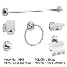 bathroom sets robe hook soap dish holder tumbler holder towel ring paper holder towel bar