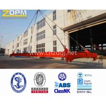 Crane Hydraulic automatic spreader beam