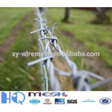 2015 Barbed Wire/Barbed Wire Fencing/Barbed Wire Safety Nets(factory ISO9001)