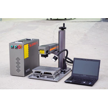 3 Years Warranty Enclosed Fiber Laser Marking Machine