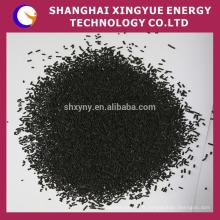 charbon chimique de charbon de fabricant, charbon actif granulaire pour industriel