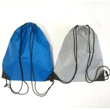 Sac promotionnel coloré en matériau de nylon (DFB-011)