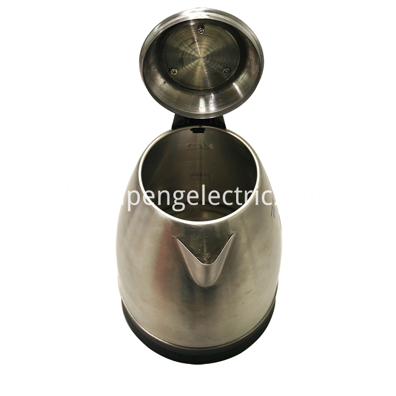 steel water kettle parts
