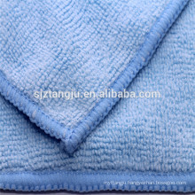 manufacturer 16''*16''(40*40cm) 300gsm microfiber cleaning cloth