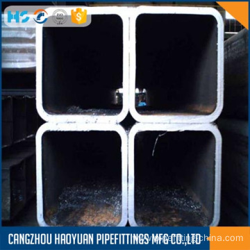 10 Years for Steel Rectangular Tubing GI Carbon Material Square Tube 50X50X2 export to Chile Suppliers