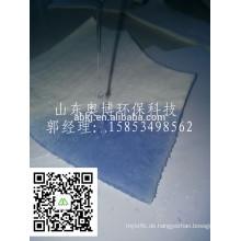 Saugfilze aus absorbierender Baumwolle für medizinische Zwecke