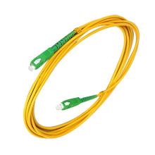 Cable de conexión de fibra óptica SC / SC de China