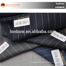 with oeko-tex standard worsted wool fabric for men's suit super 110's