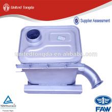 Silenciador de silencio FAW J6 para 1201010