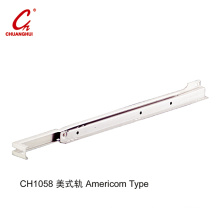 Hardware Accessories Cabinet Drawer Slide (CH1058)