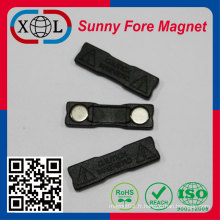 NbFeB bloc de magnet badge usine Chine