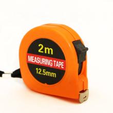 Muestra gratis de cinta métrica de goma morada