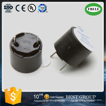High Quality 12.5mm 3V Small Electronic Magnetic Buzzer (RoHS)