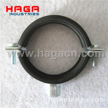 DIN4109 Steel Rubber Pipe Clamp