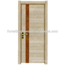 Melamine Door Skin Contemporary Interior Door