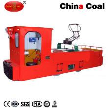 Locomotora 10ton Trolley para minería de túneles subterráneos