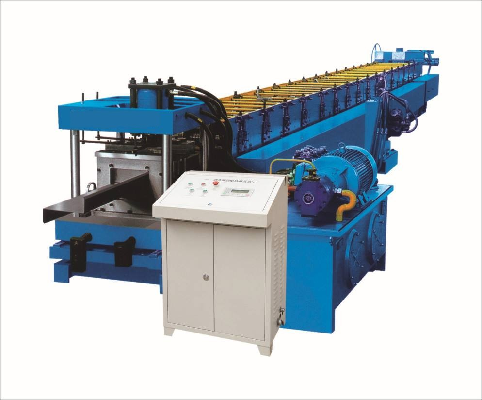 Z Keel Roll Forming Machine