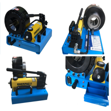 press for crimping of high pressure hoses  high pressure hose crimping