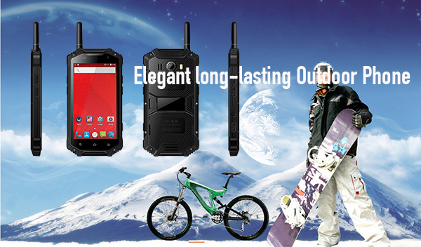 Elegant long-lasting Outdoor Phone