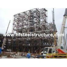 OEM Prefabricated Metal Industrial Steel Buildings For Stor