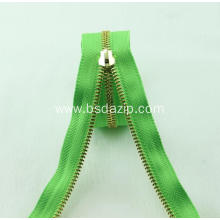 High Quality as RIRI Brass Zipper for Bag
