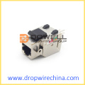 Shielded Cat 5E Punch down Keystone jack