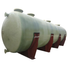FRP winding horizontal or vertical tanks for chemical liquilds storage