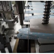 Peixe tipo máscara Earloop Welding Making Machine