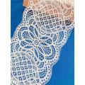Nuevo diseño Nylon Spandex Lace Trim para lencería