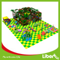 Open set up construir playground indoor
