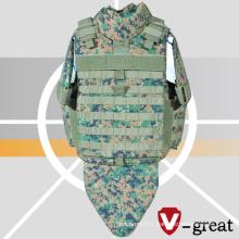Nij 0101.06 Certified Ballistic Armor Bulletproof Vest
