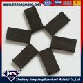 PCD-Schneidwerkzeug-Rohlinge für die Bearbeitung von Nichteisenmetallen und -legierungen