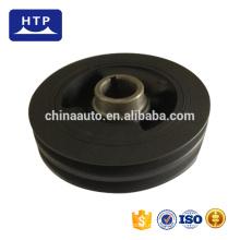 piezas de alta calidad del motor auto polea del cigüeñal para Toyota HILUX 2L 3L 5L 13408-54090 13408-54070