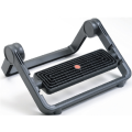 Ergonomic Adjustable Plastic Massage Folding Footrest