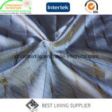 Heißer Verkauf Männer Anzug Jacke Freizeitkleidung Polyester Jacquard-Futter-Muster