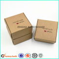 Custom Craft Paper Soap Packaging  Box