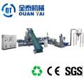 Doppelstufige Kunststoffgranuliermaschinerie