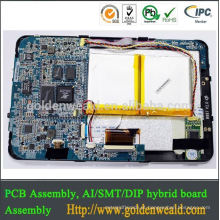 Relay PCBA protótipo rápido com classe de inflamabilidade 94V-0 PCBA Assembly