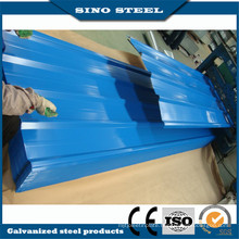 Prime PPGI Corrugated Galvanized Steel Metal Roof
