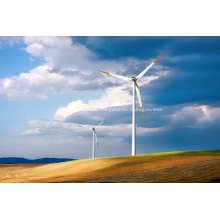 Turbina de viento de 100kw (en red)