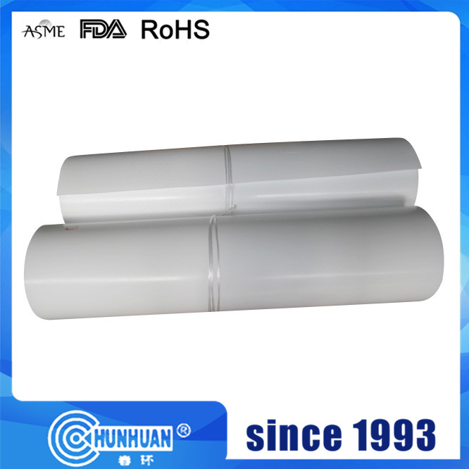 Weiß 100% Virgin PTFE Skived Sheet Film