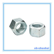 Hex Nut A194 2h Blue Zinc