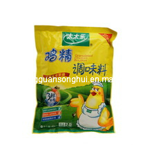 Saco de empacotamento do tempero plástico / saco de empacotamento do condimento