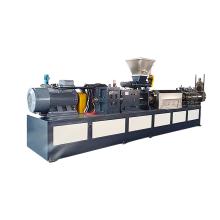 Granulador cónico de residuos de plástico de tornillo doble co-rotativo