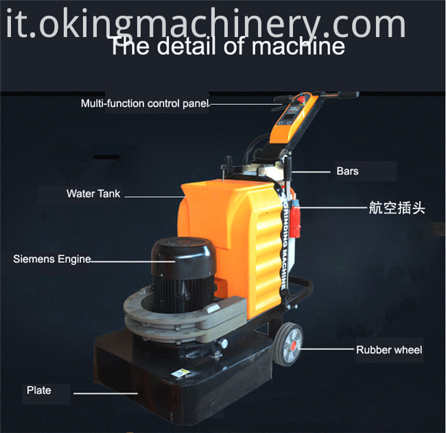 Cement Floor Grinders for sale