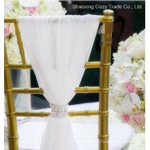Nizza Mode Stuhl Schärpen für Hochzeit Bankett