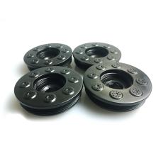 Pièces de moule d'injection de rechange automobile usinées par précision en plastique d'ABS