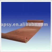Tissu de cuivre