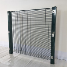 358 welding wire mesh perimeter security fence